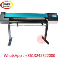 Updated Novajet 750 Printer With 1200Dip High Printing Speed