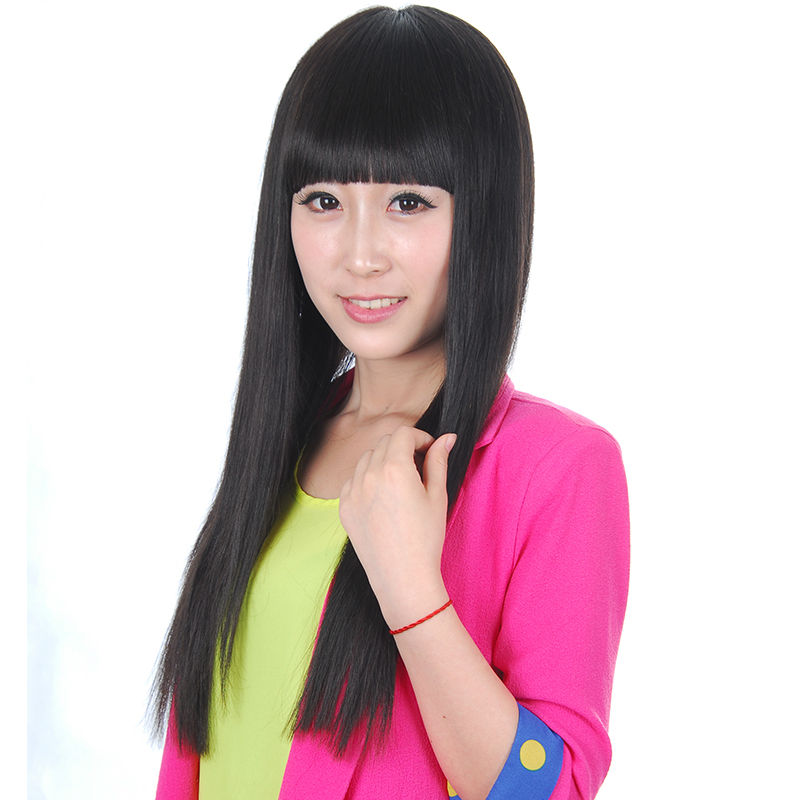 Chinese straight hair