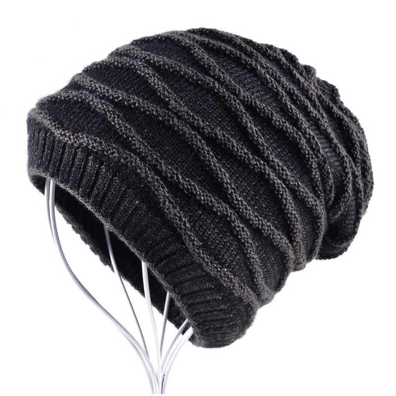 Men s Winter Hats for women knitted wool gorro Women s beanie hats for men beanies