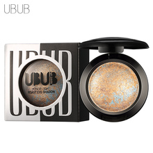 Фотография 1PCS Quality 12 Color UBUB Professional Nude eyeshadow palette makeup matte Eye Shadow palette Make Up Glitter eyeshadow