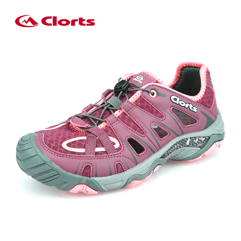 2017 Clorts New Design Water Shoes for Women Breathable Auqa Sneakers Summer Quick-drying Outdoor Beach Shoes 3H025C/D shanghai kuaiqin kq 5 multifunctional shoes dryer w deodorization sterilization drying warmth