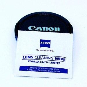 Image 4 - Zeiss مناديل تنظيف عدسة مبللة مسبقا لعدسات النظارات الشمسية عدسات الكاميرا مناديل تنظيف الملابس حزمة من 20ct