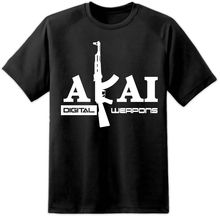 AKAI PROFESSIONAL DJ T SHIRT PIONEER TECHNICS S-3XL SERATO VESTAX TB303 Harajuku Tops Fashion Classic Unique t-Shirt