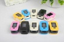 Portable Health Care Accurate Fingertip Oximetro De Dedo Finger Pulse Oximeter Blood Oxygen Saturation SpO2 HR Monitor