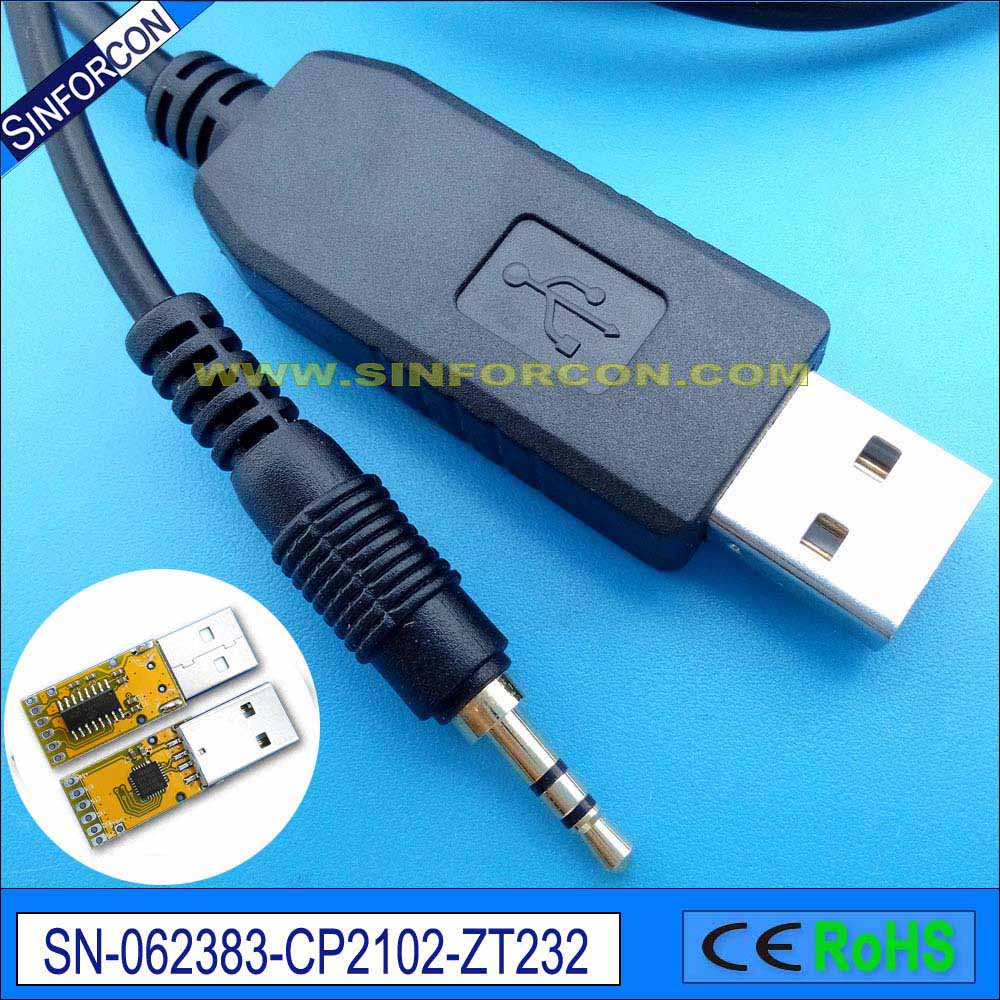 silicon labs cp2102 usb rs232 adapter cable with mini 2.5mm audio jack connector рюкзак nova tour hunterman медведь 80 v3 khaki