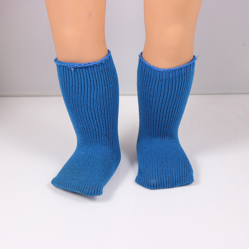 Free shipping hot 2017 new style popular 18 dress American girl doll socks DS31