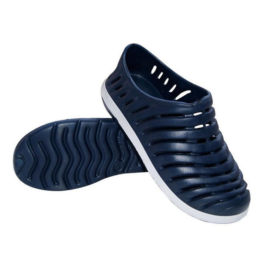 30 OFF Mens summer garden shoes breathable nest hollow hole