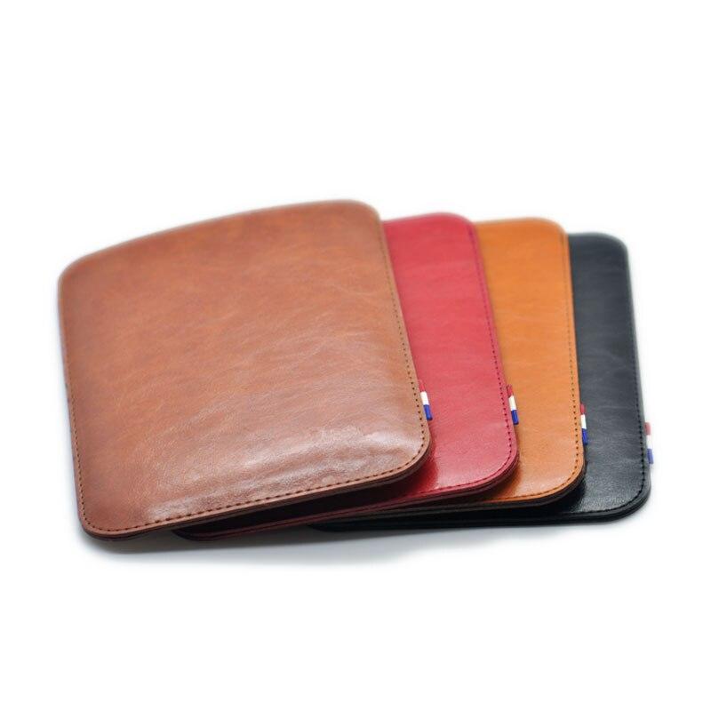 """Housse de poche à manches super slim, étui en cuir microfibre pour livre électronique Kindle Paperwhite Voyage/Kindle 7Gen/8Gen 6"""""""