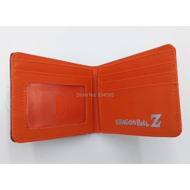 DRAGON BALL Z PU Short Wallet Purse