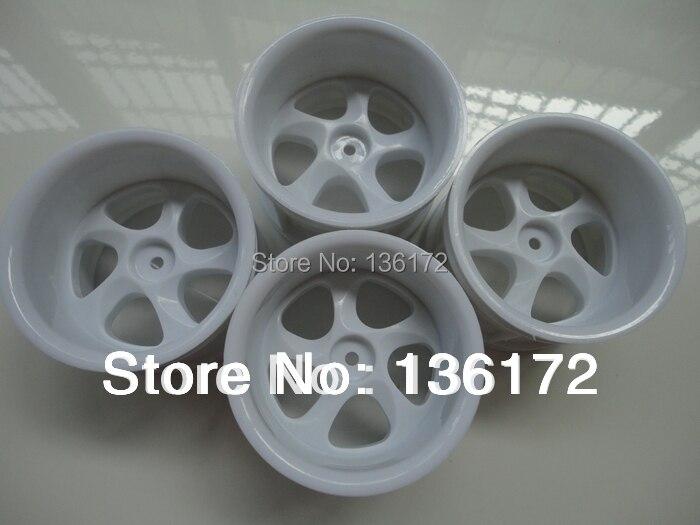 henglong 3851-2 1/10 R/C Mad truck parts wheels rims/wheel hub 4pcs/set