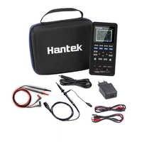 Hantek 2D42 3in1 Digitale Oscilloscopio Generatore di Forme D'onda Multimetro Portatile Usb 2 Canali 40 Mhz 70 Mhz Multifunzione Osciloscope