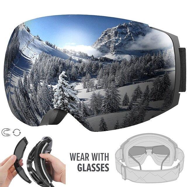 785ecc44a523 Ski Goggles PRO - Frameless