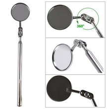Portable Car Automotive Maintenance Inspection Mirror Folding Telescopic Reflector Welding Chassis Inspection Mirror Hand Tool