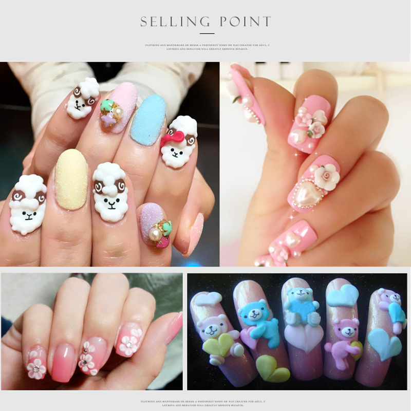 1pcs 4d Sculpture Carving Gel Nail Art Design 12 Solid Colors 10g Soak Off Uv Led Modelling In From Beauty Health On Aliexpress