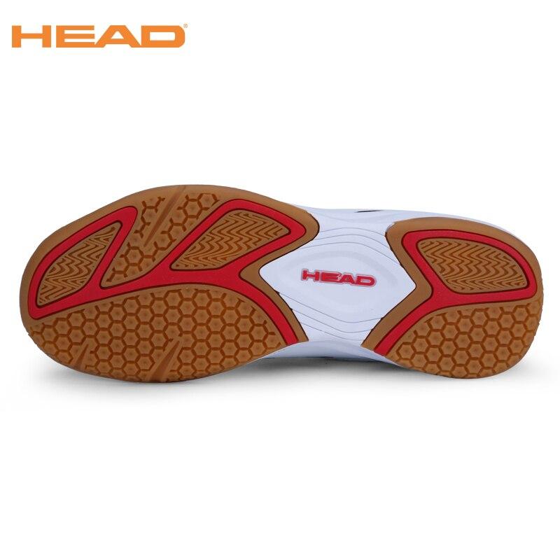 Lumière de TÊTE 2017 Hommes Dentelle-up Badminton Chaussures pour Hommes Formation Respirant Anti-Glissante Baskets De Tennis Professionnel sport Chaussures - 5