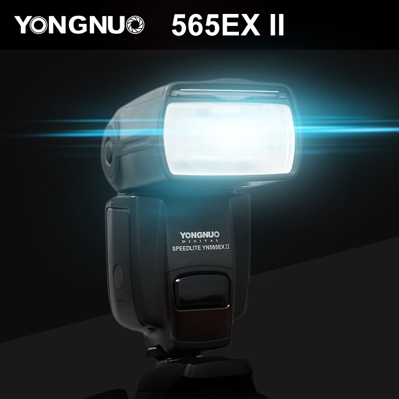 Yongnuo YN565EX II Speedlite Speedlight Flash Light T5/T5i/T3/T3i/SL1 EF-S for Canon EOS 5D 6D 5D3 5D2 7D 60D 600D 70D 700D 400D ismartdigi lp e6 7 4v 1800mah lithium battery for canon eos 60d eos 5d mark ii eos 7d