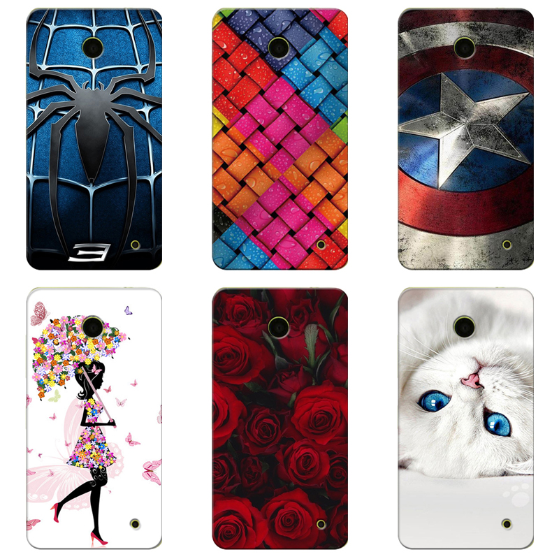 Custodia cover particolare Halloween in silicone tpu per Apple
