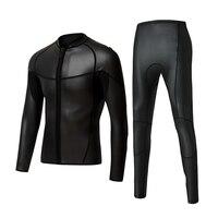 Yamamoto Neoprene Smoothskin Triathlon Jacket Wetsuit Top front Zipper Sunscreen Surfing Keep Warm Swimming Coat
