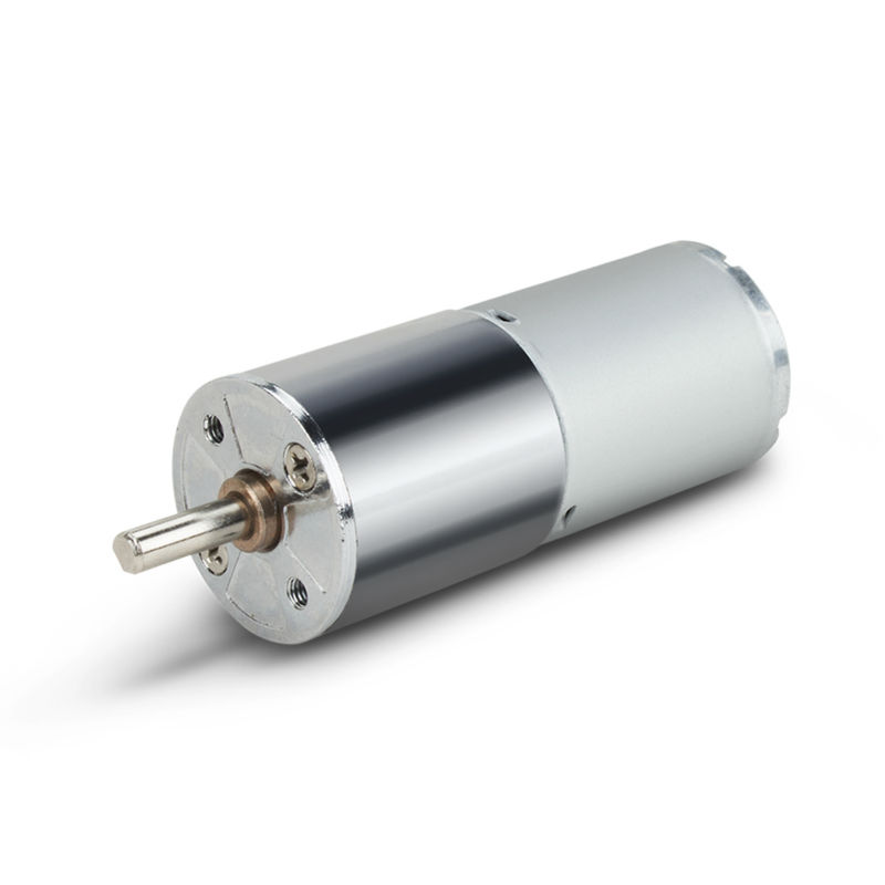 12v dc motor 5rpm micro gear motor box 25mm diameter speed for Reduction gearbox for electric motor