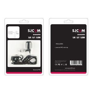 Image 4 - 기존 SJCAM 액세서리 SJCAM SJ6 범례/SJ7 스타/SJ360 스포츠 카메라 용 외부 마이크 마이크