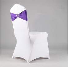 6pcs Chair Sashes sash flowers Wedding decoration knot chair decor covers and sashes unique elegant twist satin ribbon fun