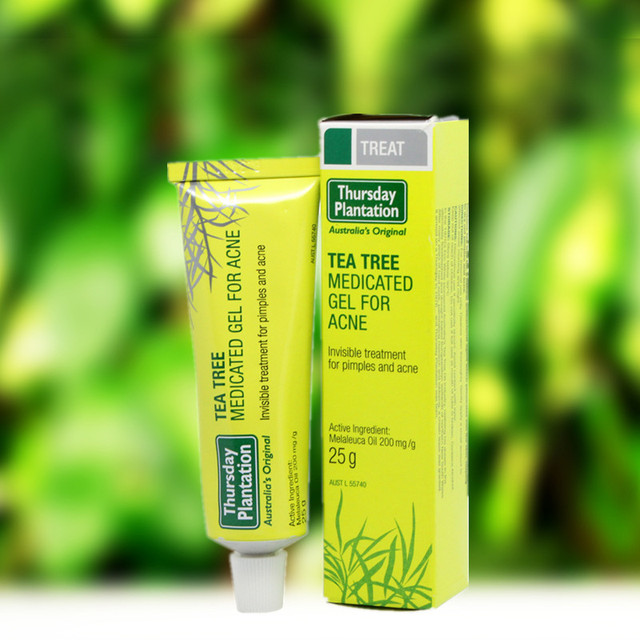 Australia Tea Tree Medicated Gel For Face Acne cream for dry skin, acne skin medication Acne Treatment Skin Care for blackheads