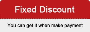 fixed discount