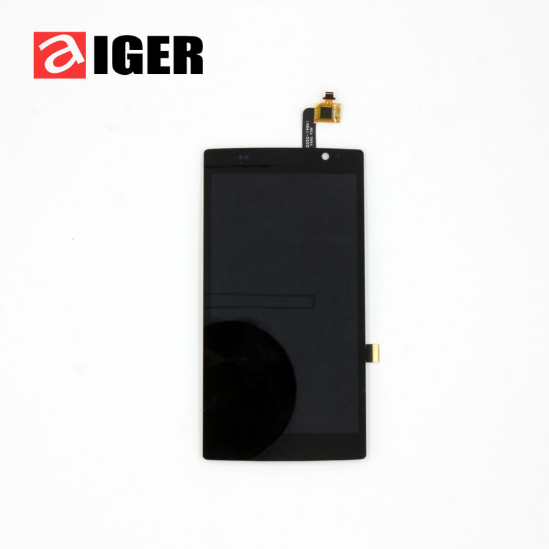 For Acer Liquid Z500 LCD Display Sensor +Touch Screen Digitizer Panel Assembly with Logo Free Shipping