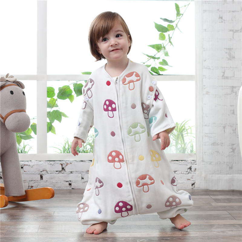 premium selection 0dd3b d26ab 0 3 year old baby sleeping bag Children's anti kicks are ...