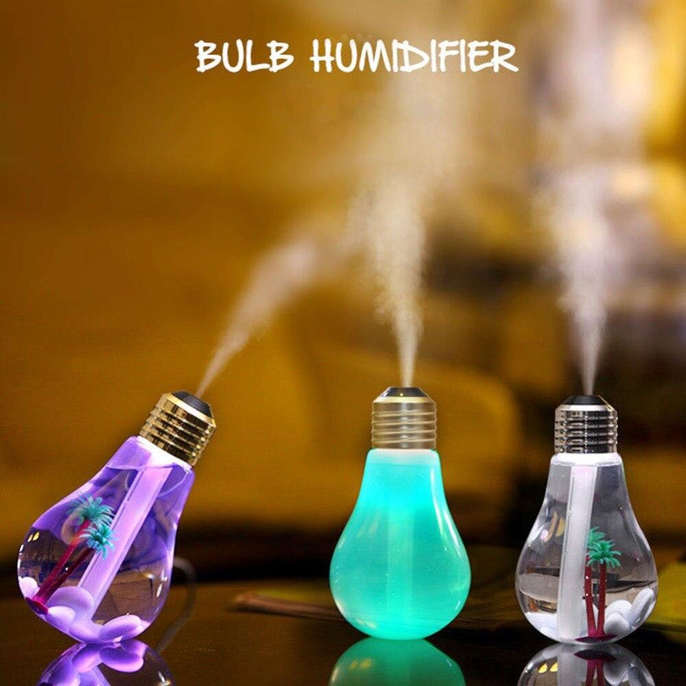 Luzes da Noite home office mini aromaterapia névoa Potência : 0-5 w