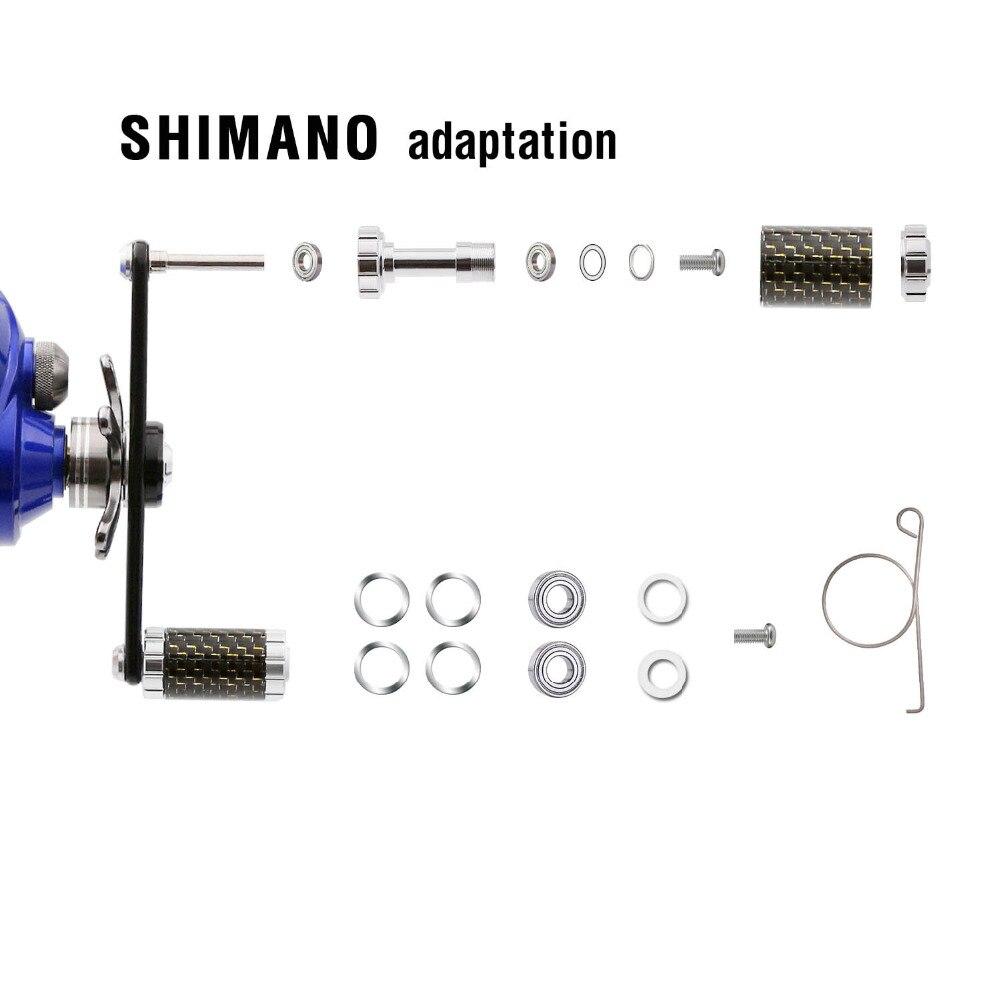 SHIMANO adaptation