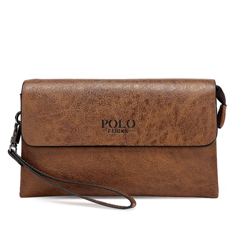 New Genuine Leather Men wallets Coin zipper Pocket fashion long Design men's wallet male clutch bag purse small hand bag man feidikabolo new arrive men wallets male crocodile long clutch wallets design wallet coin pocket for men alligators leather purse