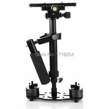 S40 40 cm Professionelle Handheld Stabilisator Steadicam für Camcorder Digitalkamera Video Canon Nikon Sony DSLR Mini Steadycam