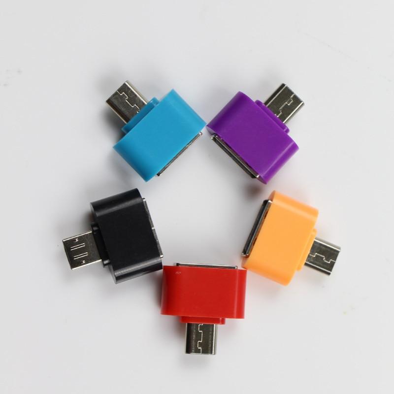 2016 new Micro font b USB b font To font b USB b font OTG Adapter