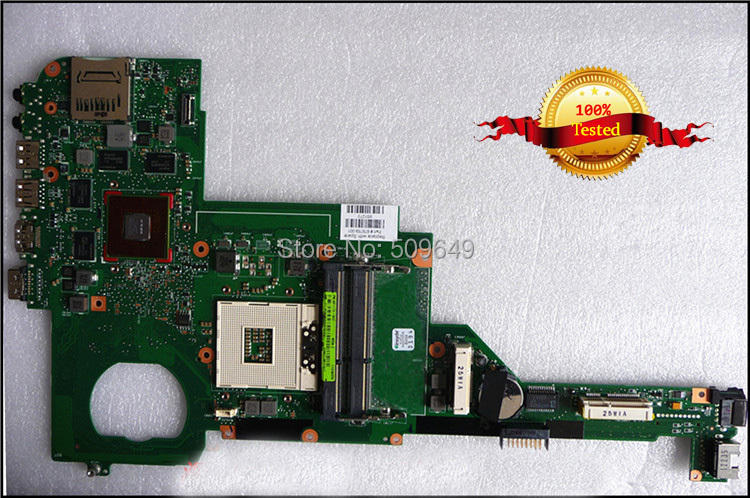 все цены на Top quality , For HP laptop mainboard DV4 V4-5000 676759-001 laptop motherboard,100% Tested 60 days warranty онлайн