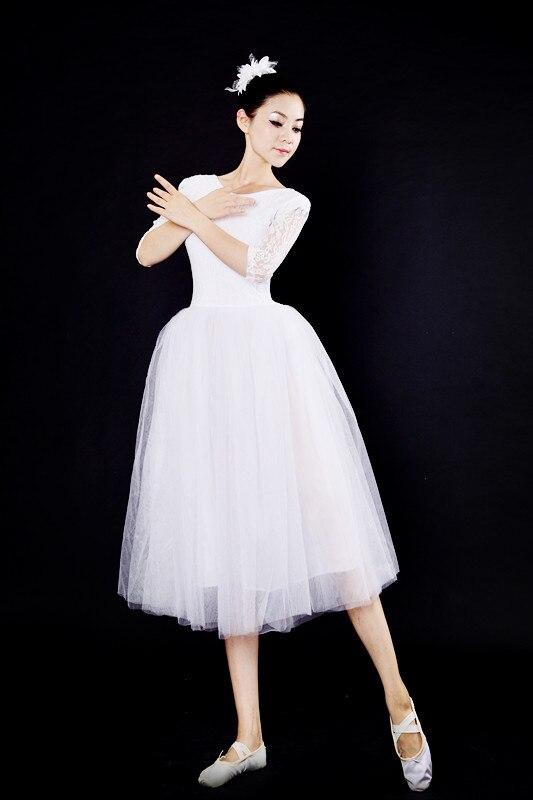 ᐅShiping libre falda de ballet adulto etapa traje Cisne lago Ballet ...