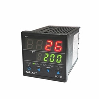 Digital Temperature Controller 0 1300 Degree Dual Line Display Thermocouple Inpute Relay Output Thermoregulator Thermometer