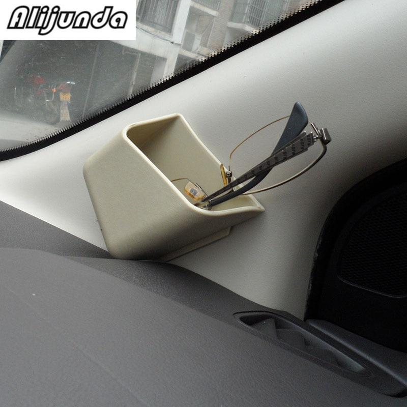 تصفيف السيارة متعددة الأغراض صندوق تخزين السيارات نظارات صندوق ل أكورا RLX CL EL CSX ILX MDX NSX RDX RL SLX TL TSX فيجور ZDX