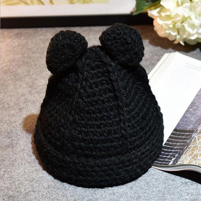 ENVÍO LIBRE de dhl/FEDEX/SF Bebé Invierno Punto Hat Scarf Set Kids ...