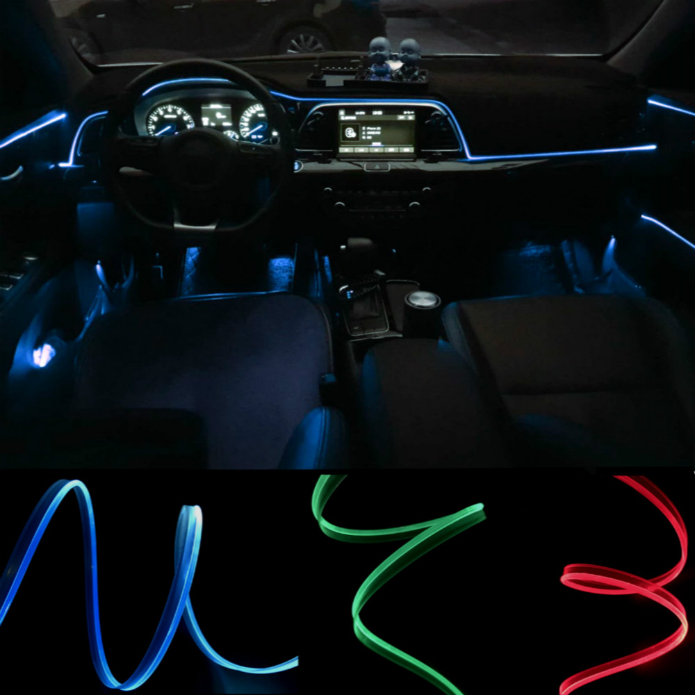 jurus 1 medidor de luz ambiente carro noite ve culo guia de ilumina o interior atmosfera luzes reequipamento [ 1000 x 1000 Pixel ]