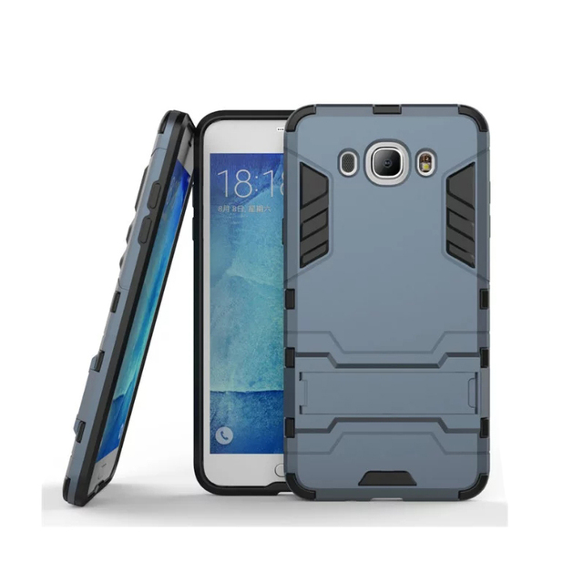 pretty nice 24e74 2ae0e US $2.94 8% OFF For Samsung J7 2016 Case Hybrid Heavy Duty Hard Armor  Defender Silicone Case for Samsung J7 Case Cover Kilifi Fundas Capa  Coque-in ...