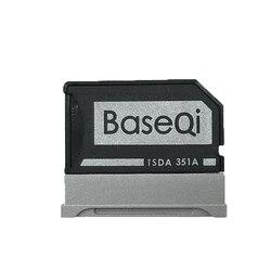 BaseQi di Alluminio Per Microsoft Superficie Book2 15 pollici MiniDrive Scheda micro SD Adattatore lettore di Schede di TF Per SurfaceBook2 15''Model351A
