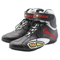 Professional Motorcycle Boots Motocross boot SPEED biker Racing Boot Short Shoes motobotinki boots
