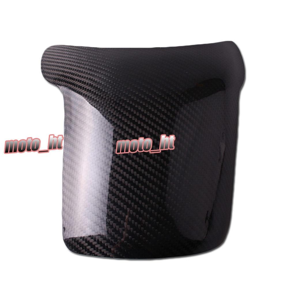 Углеродного волокна топливного газа Крышка бака протектор для Ducati 1098 848
