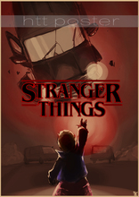 Stranger Things Character Posters