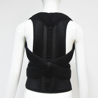 Orthopedic Soft Form Posture Control Brace Posture Correct Belt With Two Bendable Aluminum