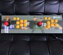 USB двойной джойстик Street Fighter аркадный джойстик удваивает компьютер