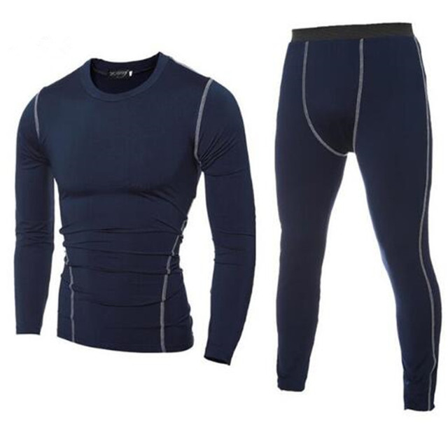 Одежда высшего качества Новый термальность рубашка для мужчин нижнее бельё  для девочек Наборы ухода за кожей 2cc52c3dd05