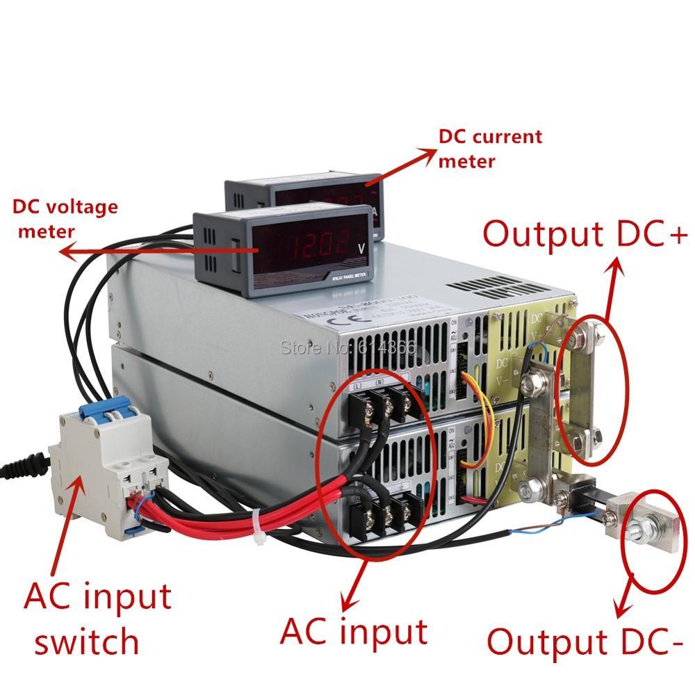 0-5v controle de sinal analógico 220v AC-DC