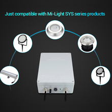 MiBOXER SYS-PT1 1-Channel Host Control Box led controller can 2.4G Wireless Smartphone APP Amazon Alexa Voice DMX512 control